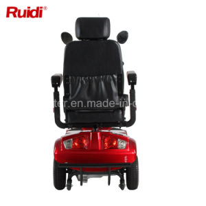 Four Wheels MID Size 400W Mobility Scooter pictures & photos