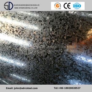 SGCC 0.14mm-2.0mm Regular Spangle Hot Dipped Galvanized Steel Coil pictures & photos