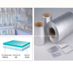 Aluminum Foil for Blister Packaging pictures & photos