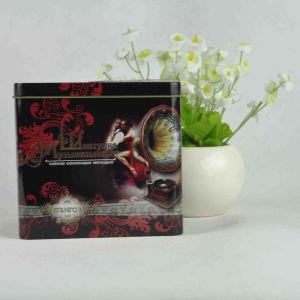 Rectangular Shape Music Tin Box pictures & photos