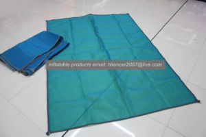 Large Foldable Sandless Beach Blanket Sand Free for Picnic pictures & photos
