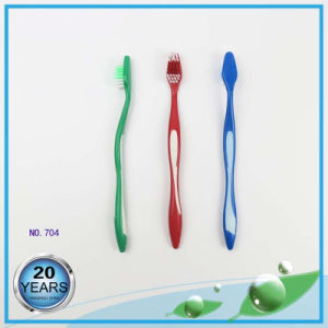 Popular Style Home Dental Adult Toothbrushes pictures & photos