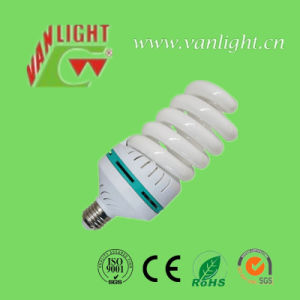 Full Spiral CFL Energy Saving Lamp (VLC-FS-55W-E14) pictures & photos