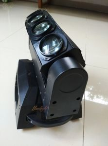 Yuelight 5 Eyes 10W Full Color LED Spider Beam Moving Head Light pictures & photos