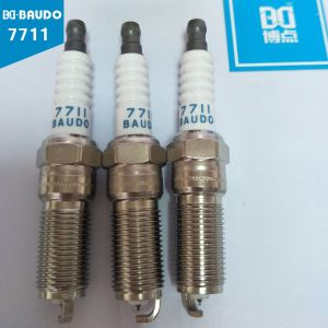 2017 New Design Baudo Bd-7711 Spark Plug for BMW Toyota pictures & photos