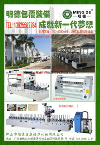 Supply Furniture Decorative Woodworking Wrapping Machine pictures & photos