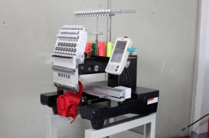 Single Head Computerized Embroiedry Machine Wy1501CS pictures & photos