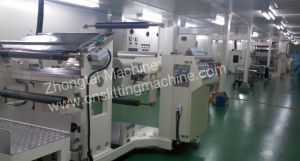 Silicone Releasing Film Coating Machine pictures & photos