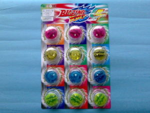 Yoyo Ball in Blister Card Funny for Kids pictures & photos
