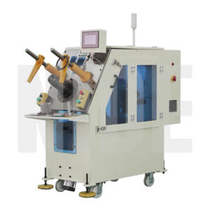 Aluminum Wire Coil and Wedge Inserting Machine for Induction Motor Stator pictures & photos