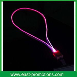 Glow in Dark Neck Lanyard with Custom Logo Printing pictures & photos