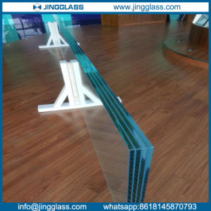 Double Silver Double Glazed Laminated Glass Windows pictures & photos