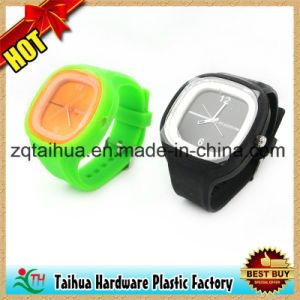 Custom Logo Printed Promotional Watch pictures & photos