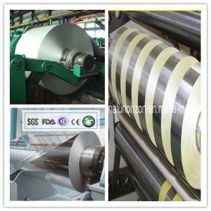 Alloy 8011-O Temper Household Aluminum Foil pictures & photos