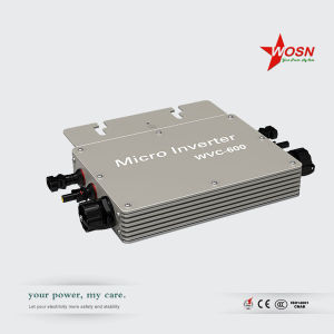MPPT Charge Solar Grid Tie Inverter Wvc-600W