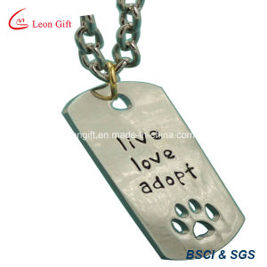 Hot Selling Factory Customized Logo Metal Gift Pet/Dog Tag pictures & photos