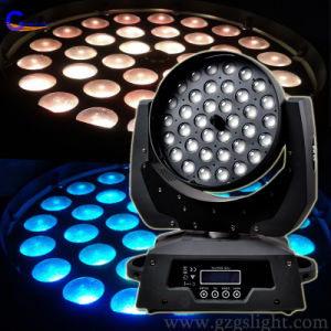Zoom&Wash Effect Light LED Moving Head Stage Lighting