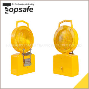 UK Style 2battery Road Block Lamp (S-1309) pictures & photos