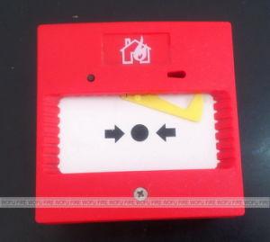 Fire Alarm System Push Button, Plastic Push Button pictures & photos