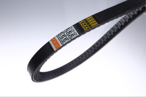 High Quality Rubber Wedge Raw Edge Cogged V-Belts pictures & photos