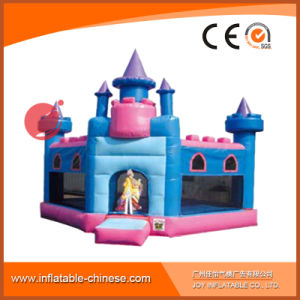 New Princess Inflatable Bouncy Jumping Castle for Amusement Park (T2-501) pictures & photos