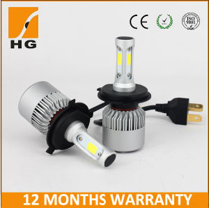 Waterproof H4 H13 9004 LED Headlight Bulbs Kit 9007 pictures & photos