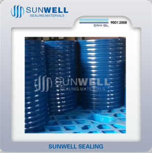 Ring Joint Gasket Cadmium Plated Blue Color Rtj Gasket Ring (SUNWELL) pictures & photos