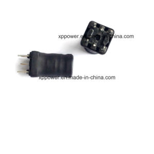 Drum Core Electronic Magneticcommon Mode Leaded Inductors 4 Pins pictures & photos