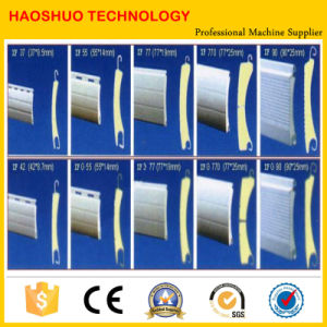 Low Price Foaming Aluminum Shutter Door Forming Machine, Cutting Machine pictures & photos