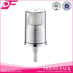 Aluminium Plastic Sliver Cream Pump for Liquid Bottle pictures & photos