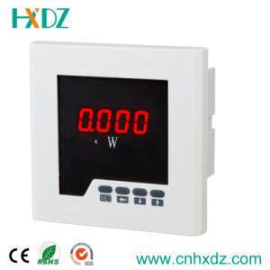 LCD Display Three Phase Digital Power Meter pictures & photos