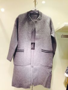 Women′s Cardigan with Pockets