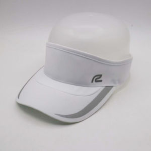 Guangzhou Hats Factory Silk Printing Sun Visor Hat with Velco Back pictures & photos