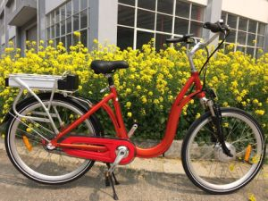 Women′s Favourite Electric Bike City Style Ebike for Discount pictures & photos