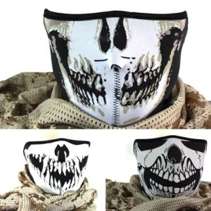 Half Face Ghost Veil Dust Proof Riding Mask (AM034) pictures & photos