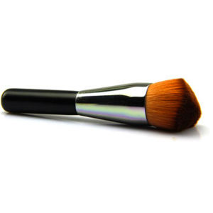 Large Angled Powder Foundation Kabuki Cosmetic Tool 3D Make-up Brushes pictures & photos
