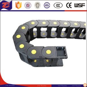 Factory Price Fully Enclosed Type Nylon Drag Chain pictures & photos