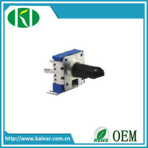 14mm Carbon Rotary Potentiometer with Insulated Shaft Wh0142-1 pictures & photos