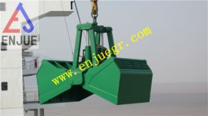 Electric Hydraulic Remote Control Clamshell Grab Bucket pictures & photos