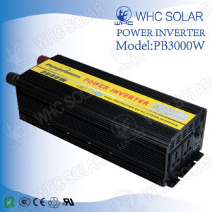 PV Solar 3000W Pure Sine Wave Single Phase Inverters pictures & photos