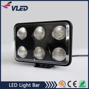 Spot Flood 60W 4500lm LED Work Light for Trucks SUV pictures & photos
