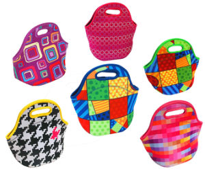 China Supplier Top Quality 2016 Insulated Neoprene Lunch Bag pictures & photos