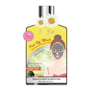 Zeal Binchotan Sucked Dirt Clear Peel off Mask pictures & photos
