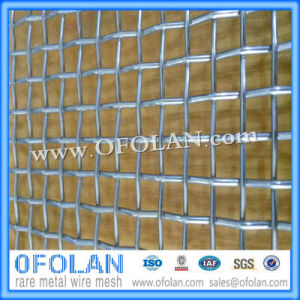 Water Treatment Thickening Type Nickel Wire Screen Mesh pictures & photos