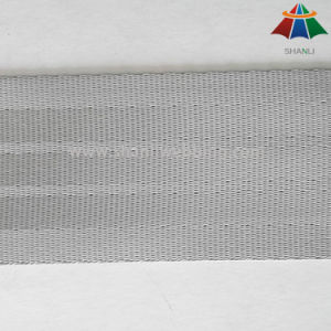 5cm Silver Gray Polyester Seat Belt Webbing pictures & photos