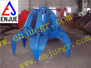 Hydraulic Multi Peel Grab Bucket for Discharging Garbage in Power Plant pictures & photos