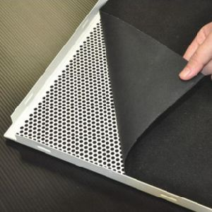 Fashion Design Aluminum Clip-in False Ceiling pictures & photos