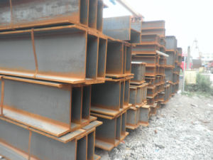 Q235 Q345 A36 Ss400 S235jr S355jr Hot Rolled Galvanized Forged High Frequency Welded Steel H Beam pictures & photos