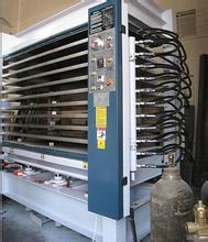 Quantity Produce Hot Press Machine