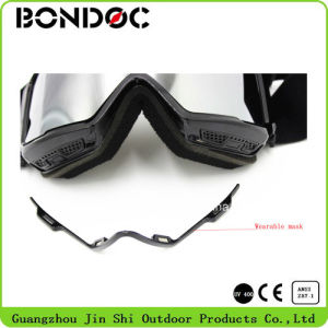 News Design Cylinder Fashion Multi-Function Ski Goggles pictures & photos